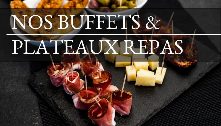Buffets & plateaux repas